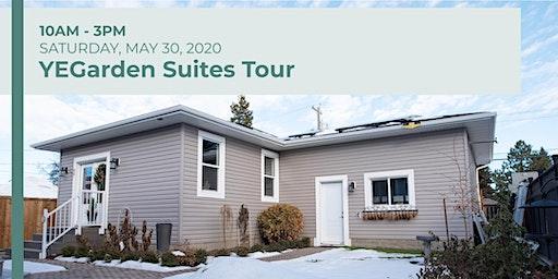 YEGarden Suites Tour
