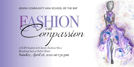 Fashion With Compassion 2020 tickets