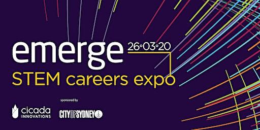Emerge 2020 - STEM Tech & Careers Expo