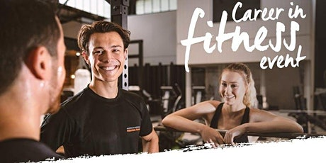 Fitness First Career Event - Robina tickets