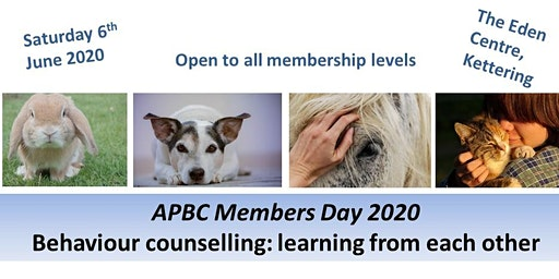 Behaviour counselling: learning from each other (APBC members only)