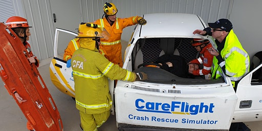 CareFlight MediSim Trauma Care Workshop - Queanbeyan (Tuggeranong) 15/3/20