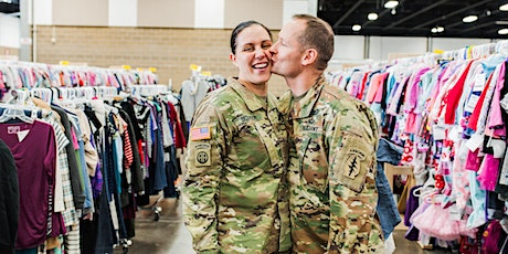 Just Between Friends of Waukesha 2020 Spring Sale FREE PASS - Active Military & First Responders tickets