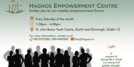 HEC Weekly Empowerment Forum tickets