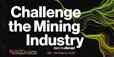 MackHack - Mackay's Mining and METS Hackathon 2020 tickets