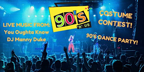 90's-R-Us tickets