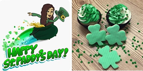 St Patrick's Day Cupcake & Cookie Decorating Class at Masaryk Winery tickets