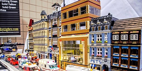BrickUniverse Dayton LEGO Fan Convention tickets