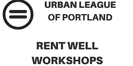 Urban League of Portland Rent Well Series 3