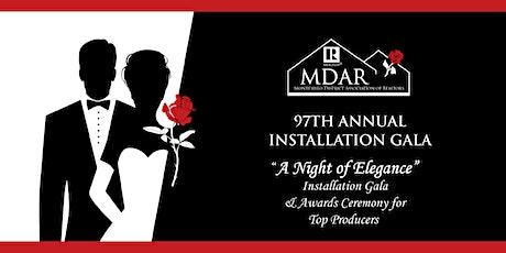 MDAR 2020 Installation & Top Producers Awards - February 12th tickets
