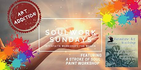 Soulwork Sundays Presents Stroke of Soul with Sandra Kunz tickets