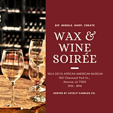 Wax & Wine Soirée tickets