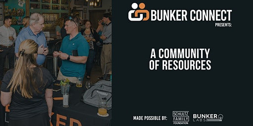 Bunker Connect San Diego: A Community of Resources
