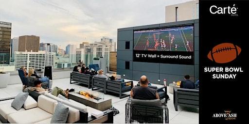 Carté Hotel - Super Bowl Sunday