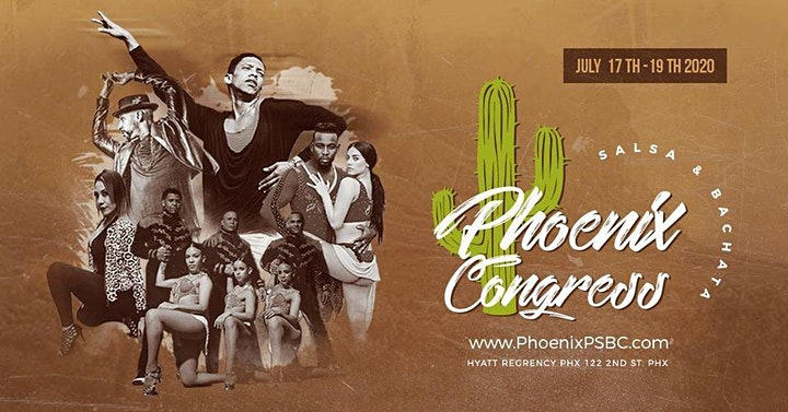 The Second-Annual Phoenix Salsa/Bachata Congress image