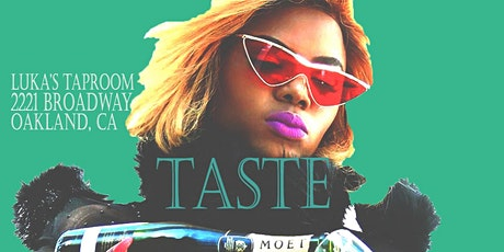 TASTE (Hip Hop-Afro-Latin Remix) tickets