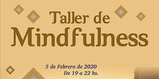 TALLER DE MINDFULLNESS