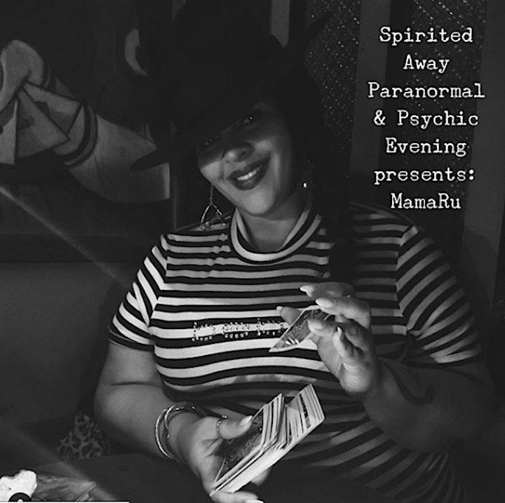 Spirited Away Paranormal & Psychic Evening image