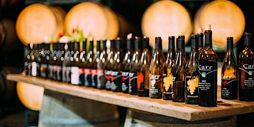Carr Winery Cellar Raid