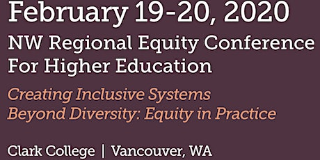 NW Regional Equity Conference - Comp Invitation tickets