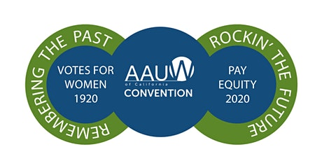 AAUW California 2020 Convention Branch and Vendor Table Reservation tickets