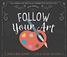 Hermiston Education Foundation Follow Your Art Dinner & Auction