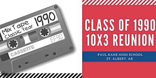 Paul Kane High School's Class of 1990 Reunion