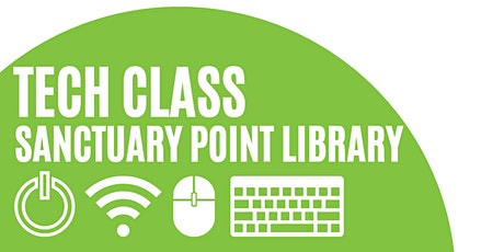 Tablet Tech Class - Sanctuary Point Library tickets