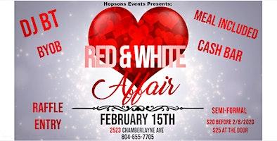Red & White Affair