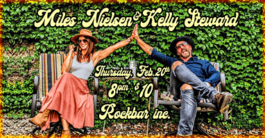 Miles Nielsen & Kelly Steward Live in Scottsdale!