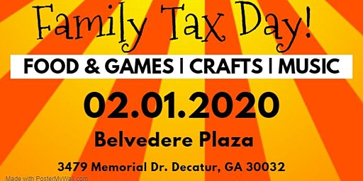 Safe Tax Family Day