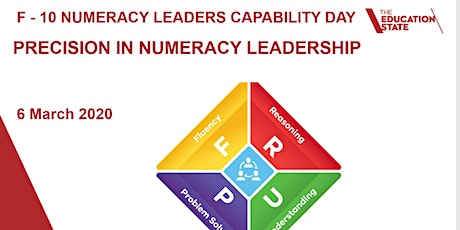 Numeracy Leaders Capability Day - Precision in Numeracy Leadership tickets