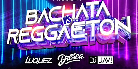 Bachata vs Reggaeton Dance Party this Valentine's Day at La Terraza Rooftop tickets