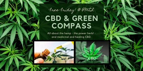 All About CBD and Green Compass tickets