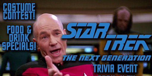 Star Trek: TNG Trivia Event!