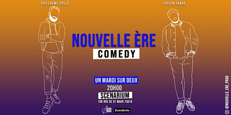 Nouvelle Ere Comedy, Chapitre 8 : L'endurance billets
