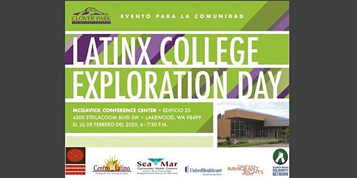 Latinx College Exploration Day