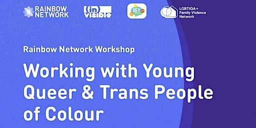 Working with Young Queer & Trans People of Colour