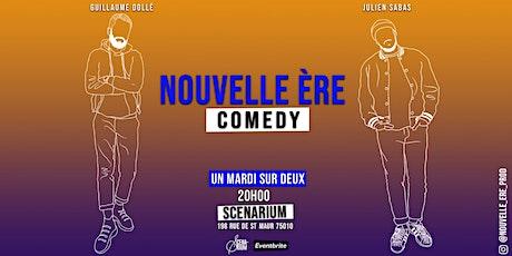Nouvelle Ere Comedy, Chapitre 9: Ensemble billets