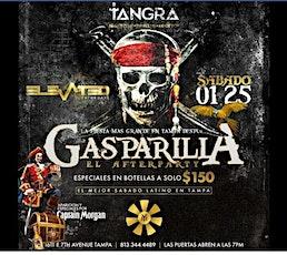Saturday  Gasparilla El After Party RoofTop tickets