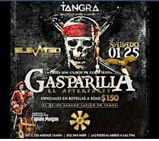 Saturday  Gasparilla El After Party RoofTop