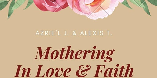 Mothering In Love & Faith : Introduction