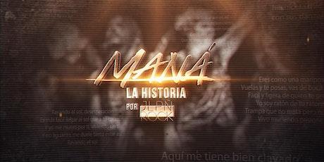MANÁ La Historia por Jalapeño Rock tickets