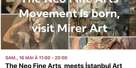 THE NEO FINE ARTS MEETS İSTANBUL ART tickets