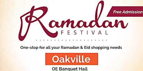 Oakville Ramadan Festival tickets