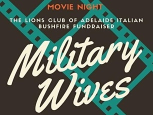 Movie Fundraiser for the South Australian bushfires tickets