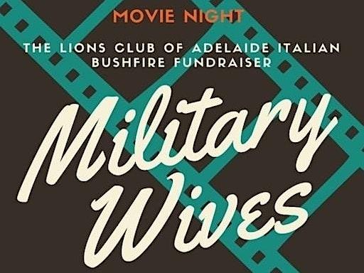 Movie Fundraiser for the South Australian bushfires