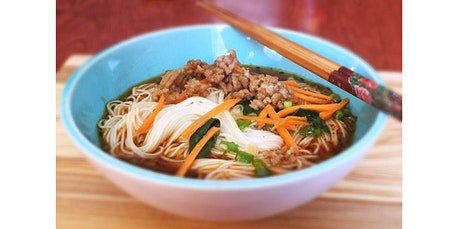 Handmade Chinese Noodle Workshop: Chef Youyue (Oakland)(04-26-2020 starts at 5:00 PM) tickets