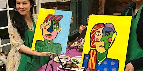 Paint Night in Bondi: Paint Your Partner tickets