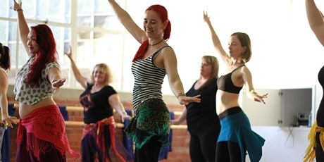 Belly Dance Classes for Beginners in Auckland Central tickets